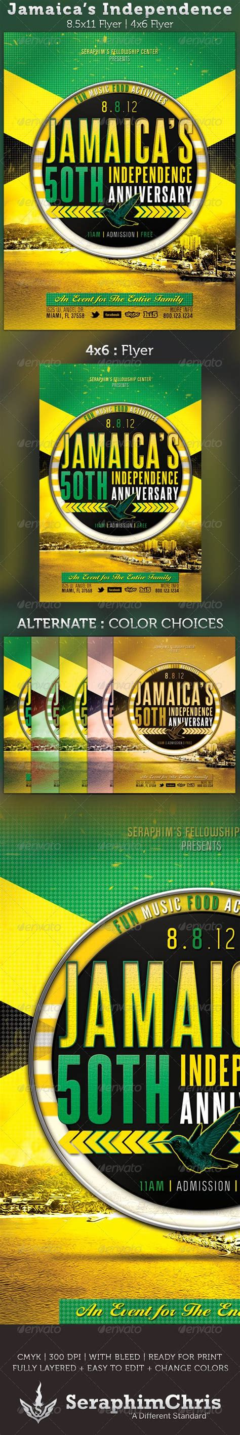 Best 25 Jamaican Independence Day Ideas On Pinterest Jamaican Independence Jamaica Culture Jamaican Flyer Templates