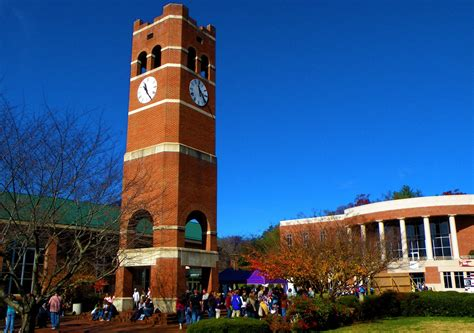 Troy Mba Tuition by Western Carolina Admission Information