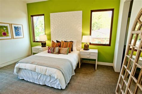 which bedroom wall should be accented photo page hgtv