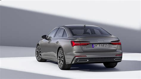 New Audi by New 2019 Audi A6 Looks The Same But A Better Car Than