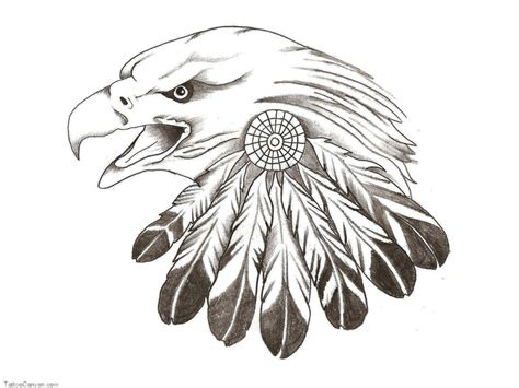 mexican eagle tribal cliparts co