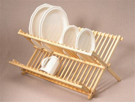 Wooden Dish Rack Australia by Wooden Folding Dish Rack Folding Bed Tray Banana Hanger