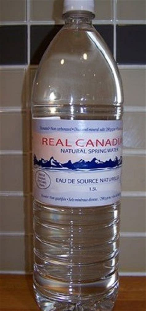 Copper Springs Detox by This Is The Real Canadian Bottled Water
