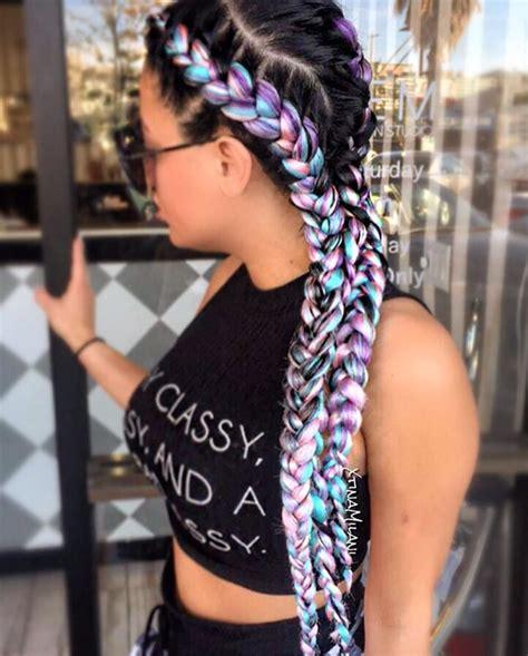 color weave for box braids dope xtinamilani https community blackhairinformation