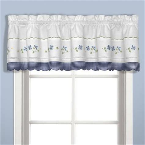 Buy Valance Buy Kitchen Valances From Bed Bath Beyond