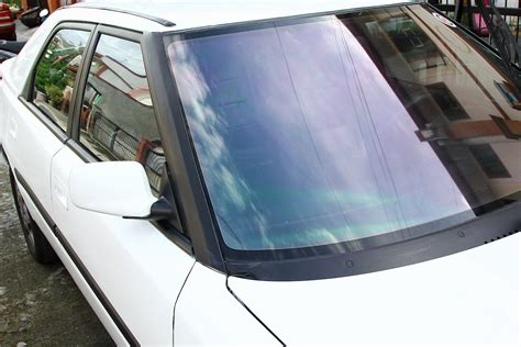 Glass Scrub how to car glass with pictures wikihow