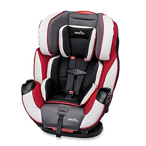 Bed Bath And Beyond Ocala by Evenflo 174 Symphony Dlx All In One Car Seat In Ocala Bed