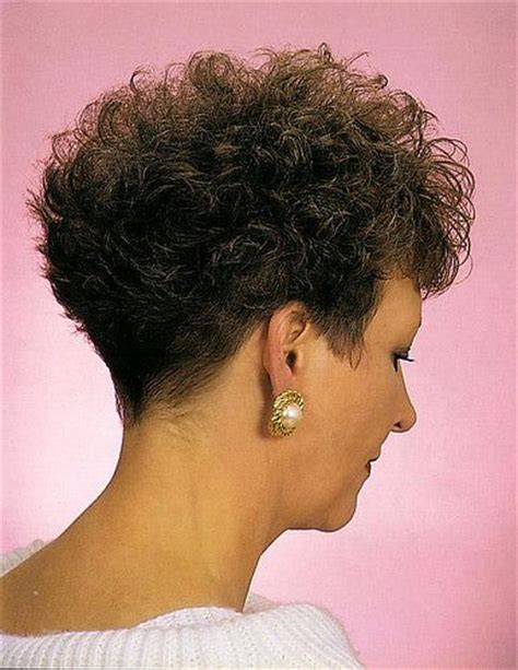 best permed short bobbed hair 292 best images about perms on pinterest curly bob