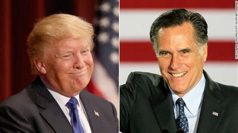 donald used this alias cnn did donald need an apology from mitt romney