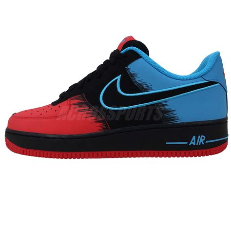 Nike Air One Shoes For nike air 1 black blue 2014 new mens casual shoes af1 sneakers ebay