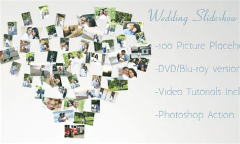 40 Wedding Templates Using After Effects Naldz Graphics Wedding Photo Slideshow Template