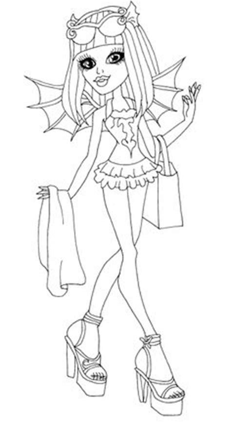 coloring pages monster high freaky fusion 1000 images about monster high on pinterest monster