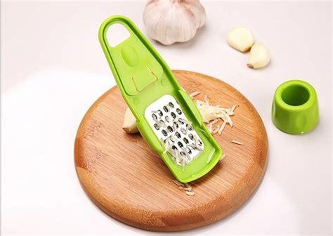 Alat Potong Cincang Bawang Putih Jahe alat pemarut penghalus bawang putih jahe kunyit serbaguna resep koki shop