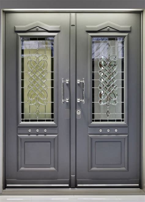 install stainless steel security doors for your home