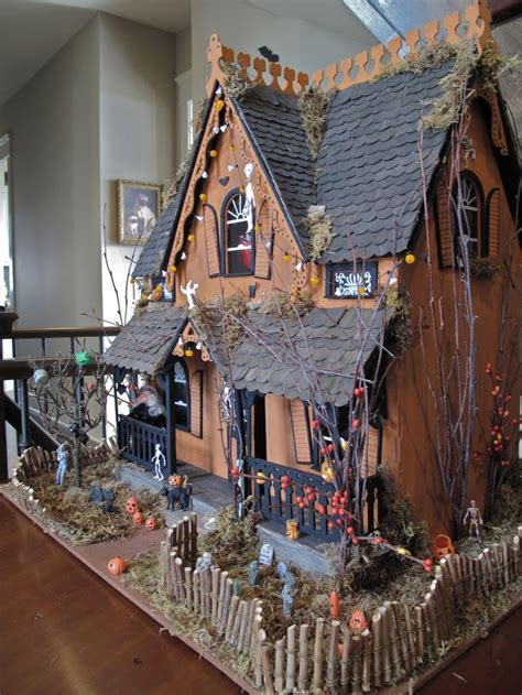 haunted house 2 doll part 114 best images about haunted miniature houses on
