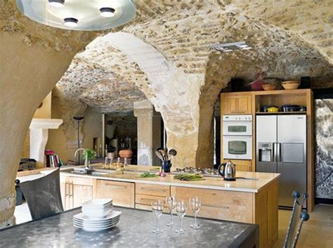 stone kitchens design a dreamy rustic stone kitchen in provence the natural