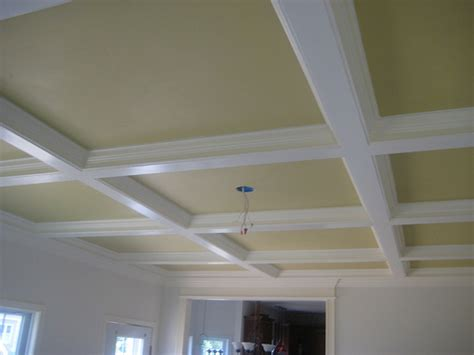 Tray Ceiling Cost cost of a coffered ceiling flickr photo