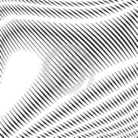 line pattern after effects striped psychedelic background with black and white moire