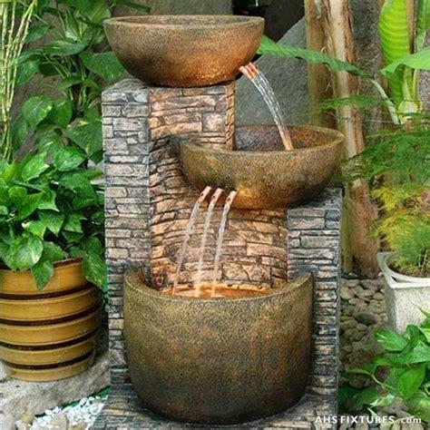 imagenes de fuentes zen las 25 mejores ideas sobre fuentes de agua en pinterest