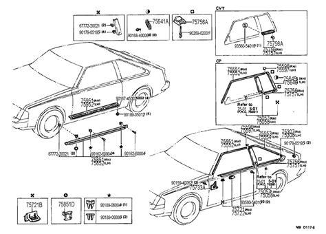 1985 Toyota Parts 1985 Toyota Celica Supra Parts Images