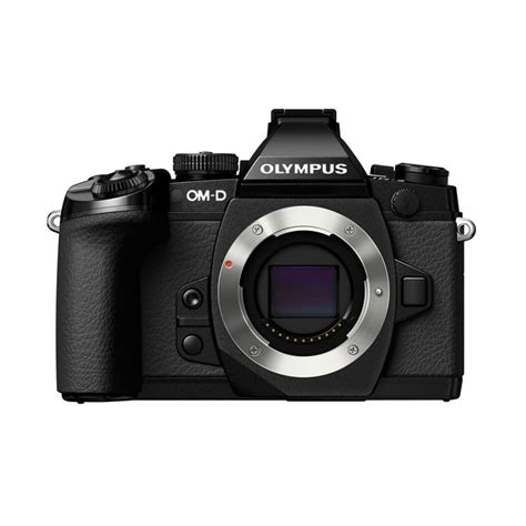 Kamera Mirrorless Olympus jual olympus omd em1 kamera mirrorless black only harga kualitas terjamin