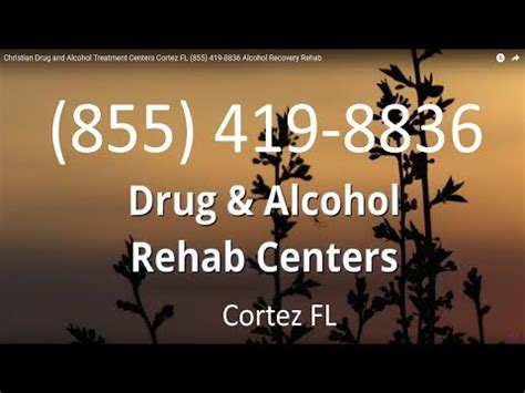 Christian Detox Centers Florida by Christian And Treatment Centers Cortez Fl