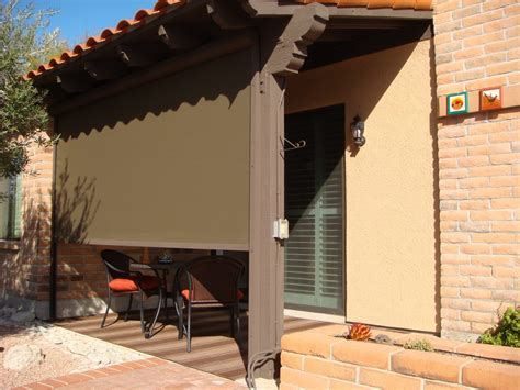 roller awnings residential roll shades air and sun shade products