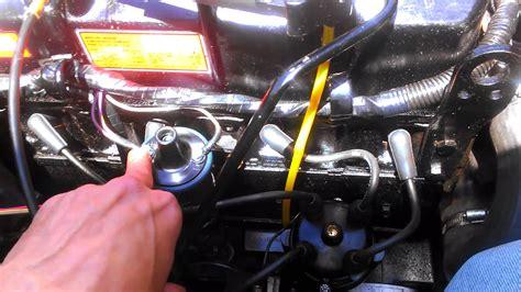 mercury boat motor repair videos 3 0 mercruiser ignition diagnosis and repair youtube