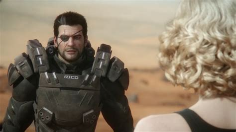 starship troopers traitor of mars starship troopers traitor of mars clip teases the