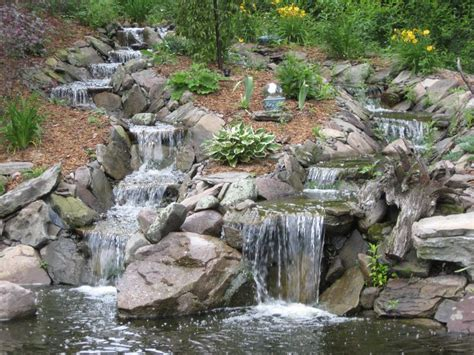 Backyard Waterfalls For Sale by 33 Best Images About Pondless Waterfalls On