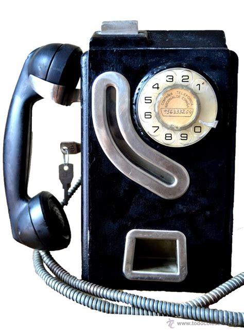 cabina telefono cabina espa 241 ola de tel 233 fono de fichas comprar tel 233 fonos