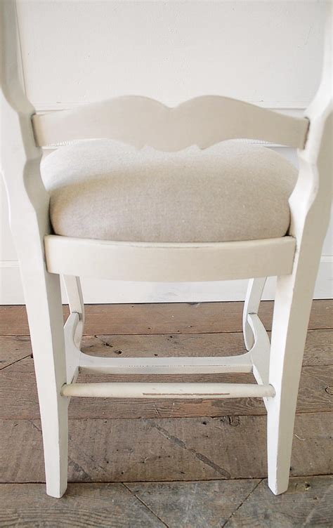 set   painted  upholstered french country style