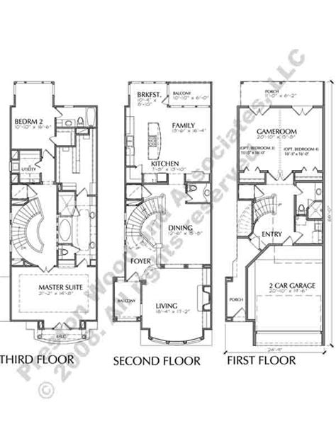 luxury townhouse plans luxury townhouse floor plans house plan 2017