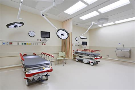 sibley hospital emergency room stalco construction and perkins eastman complete 24m expansion renovation