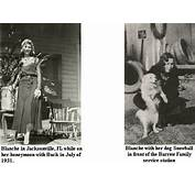 Blanche Barrow Photos Of Her Life With Bonnie And Clyde