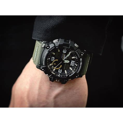 G Shock Gg1000 Black White g shock black olive green mudmaster gg 1000 1a5