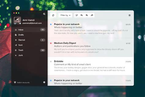 design application desktop 24 exles of ui design psd ai vector eps