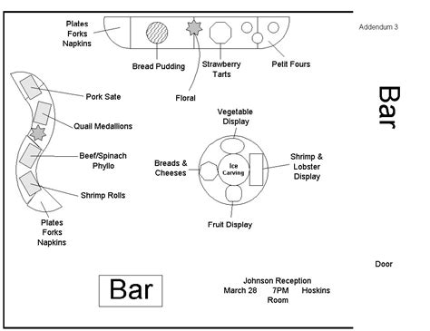 banquet buffet layout 8 best images of catering set up designs san francisco