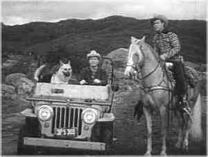 Roy Rogers Jeep Me Quot Nellie Quot Through The Magic Of Quot Wrong Turns Quot We Had