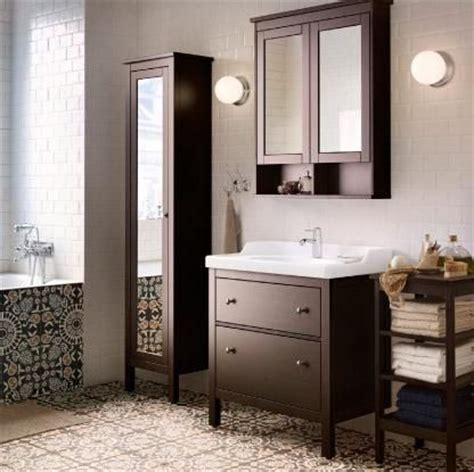 hemnes bathroom vanity hemnes bathroom ikea bathrooms pinterest