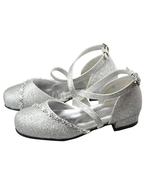 flower silver shoes a stunning collection of silver flower shoes