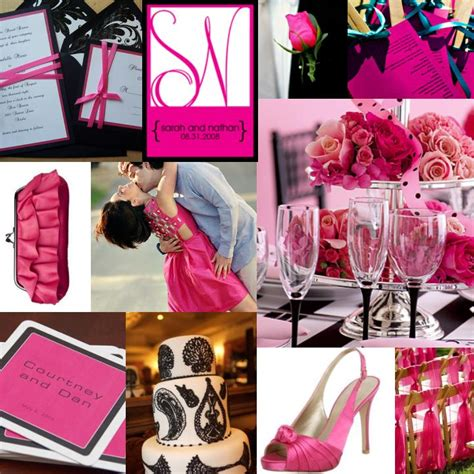 hot wedding themes tbdress blog pink wedding themes are the best choice of brides
