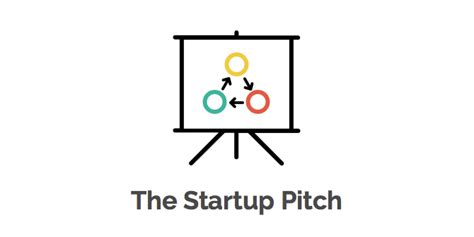 startup pitch template startup pitch powerpoint template