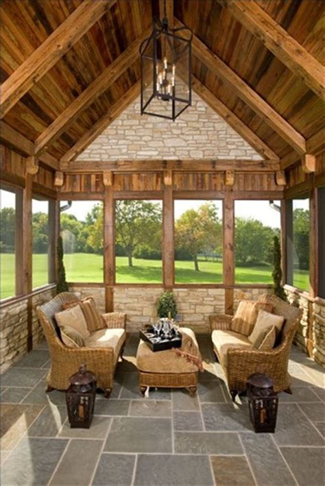 Screened Patio Designs Ideas For Amazing Screened Porch And Deck Designs