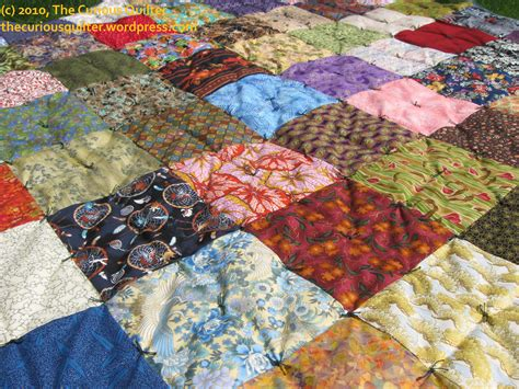 How To Quilt by Classic Squares Quilt Tutorial Part 2 Finishing The