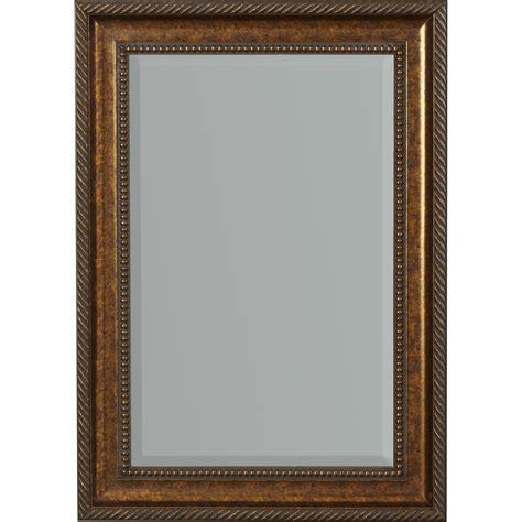 Beveled Vanity Mirror by Astoria Grand Beveled Vanity Mirror Reviews Wayfair