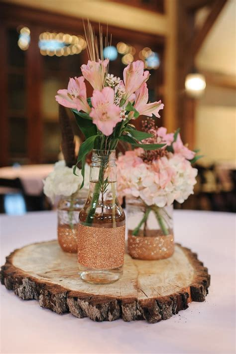 diy summer wedding centerpiece ideas 20 pretty summer wedding centerpiece ideas 19316