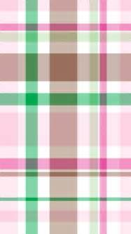 Plaid Design Iphone 5 Wallpaper Pink And Green Preppy Plaid Pattern