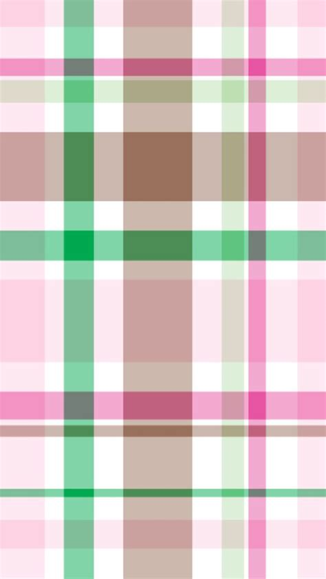 and green plaid iphone 5 wallpaper pink and green preppy plaid pattern