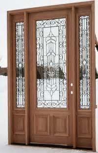 Glass Front Door Front Doors With Glass